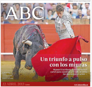 ABC cover escribano