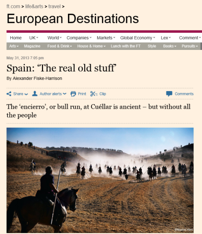 FT Cuellar article online