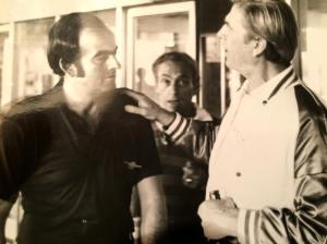 Noel Chandler & Matt Carney (Photo courtesy of Deirdre Carney)