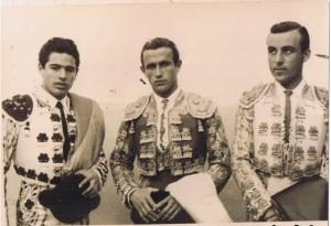 Miguelin, Antonio Cobos & Miguel Campos, 1959